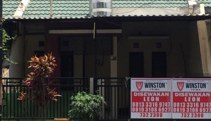 Rumah Di Sukolilo Rejeki Surabaya Timur Winston Indonesia