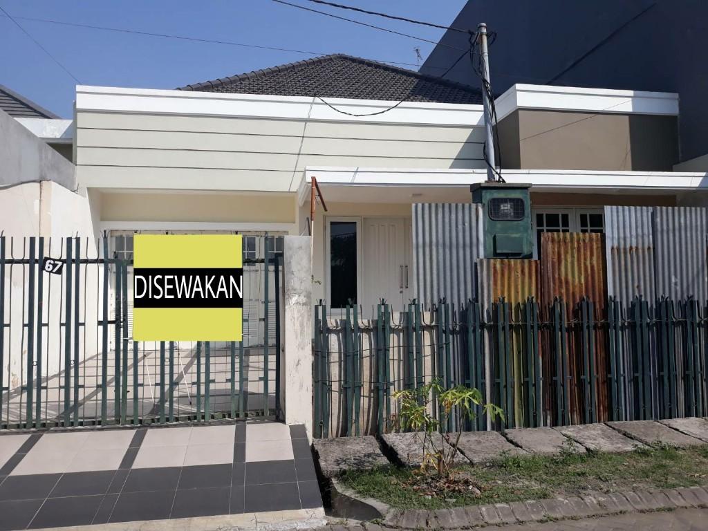 Rumah Di Perum Kendang Sari Ykp Ii Surabaya Timur Winston Indonesia