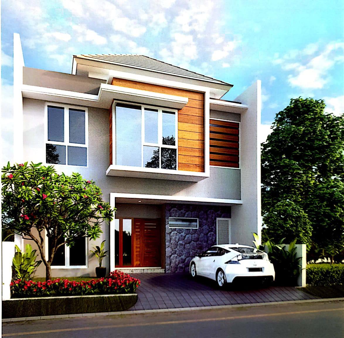 Rumah Di Babatan Pantai Surabaya Timur | Winston Indonesia